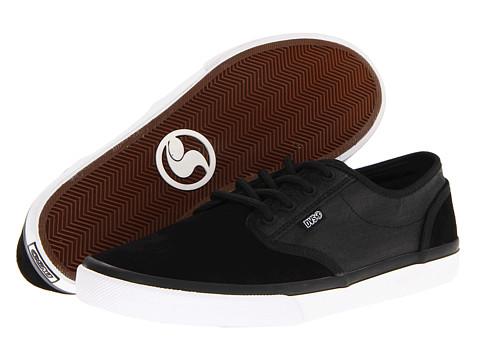 Adidasi DVS Shoe Company - Rico CT - Black Suede FA 13