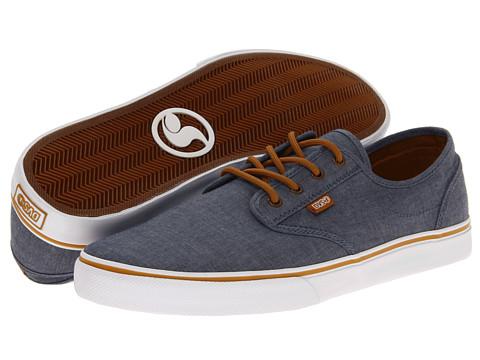 Adidasi DVS Shoe Company - Rico CT - Blue Chambray FA 13