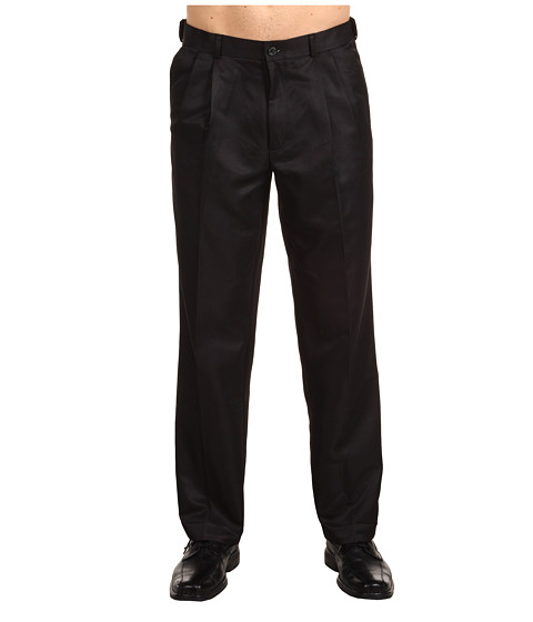 Pantaloni Dockers - Advantage 365 Khaki D3 Classic Fit Pleated - Black