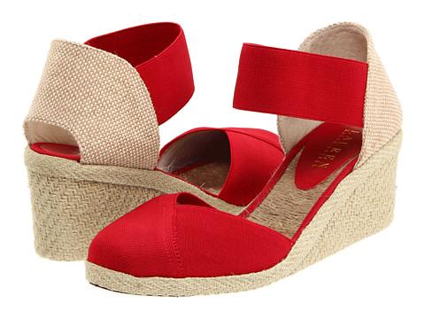 Sandale LAUREN Ralph Lauren - Charla - Red Elastic