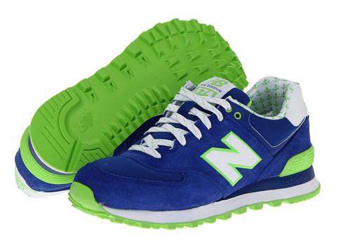 Adidasi New Balance - W574 - Yatcht Club Blue