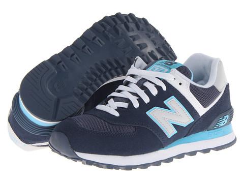 Adidasi New Balance - W574 - Blue/Light Blue SP14