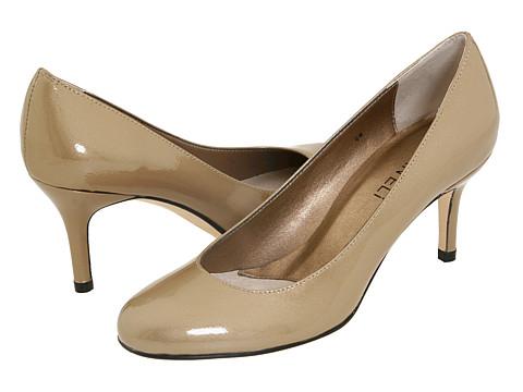 Pantofi Vaneli - Undine - Sabbia Smack Patent