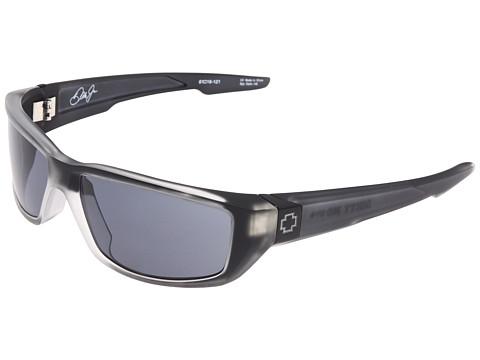 Ochelari Spy Optic - Dirty Mo - Black Ice/Grey