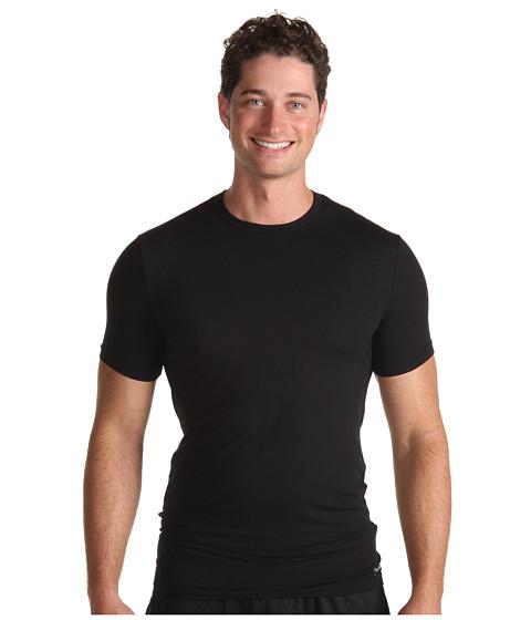 Tricouri Calvin Klein - Body Micro Modal S/S Crew - Black