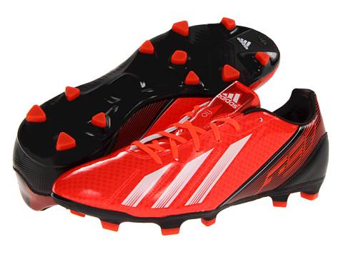 Adidasi adidas - F10 TRX FG - Infrared/Running White/Black