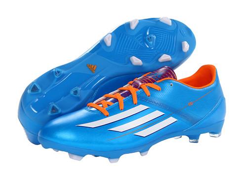Adidasi adidas - F10 TRX FG - Solar Blue S14/Running White FTW/Solar Zest