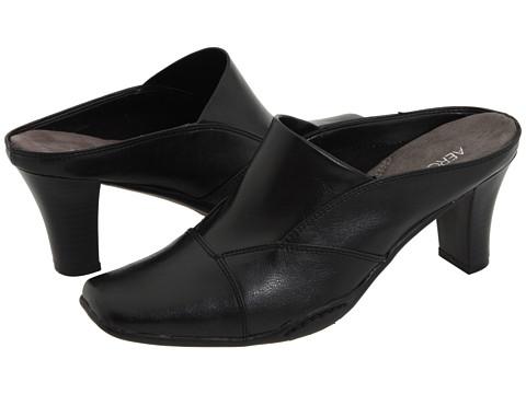 Pantofi Aerosoles - Cincture - Black PU