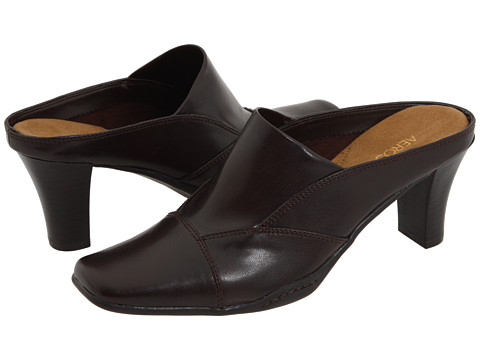 Pantofi Aerosoles - Cincture - Dark Brown PU