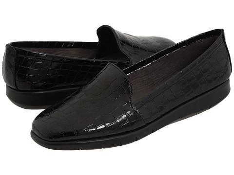 Balerini Aerosoles - Army - Black Croco Faux Leather