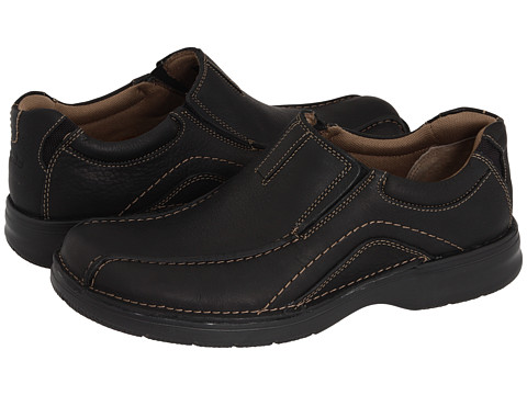 Pantofi Clarks - Pickett - Black Oily
