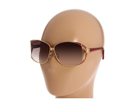 Ochelari Spy Optic - Kaori - Gold/Cherry Red - Bronze Fade Lens