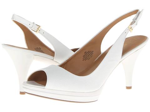 Pantofi Nine West - Sharina - White RP