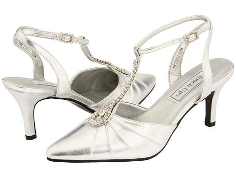 Pantofi Touch Ups - Johanna - Silver