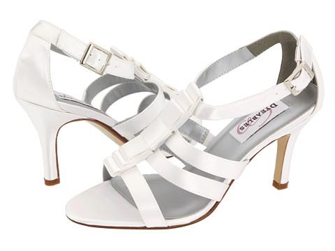 Sandale Touch Ups - Aislinn - White