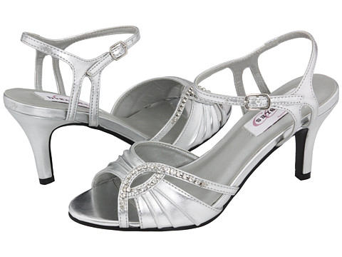 Sandale Touch Ups - Ariana - Silver Metallic