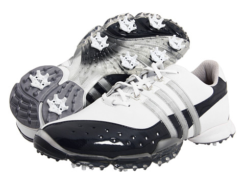 Adidasi adidas Golf - Powerband 3.0 - White/Navy/Metallic Silver
