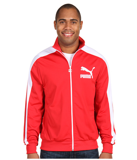 Jachete PUMA - Heroes T7 Track Jacket - Red Ribbon