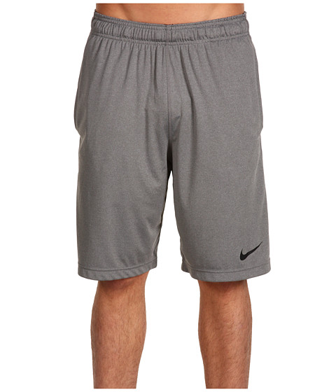 Pantaloni Nike - Dri-FIT Fly Training Short - Carbon Heather/(Black)