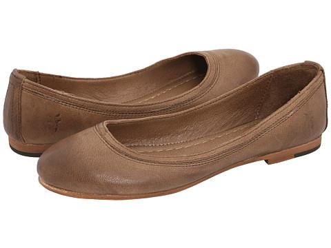 Balerini Frye - Carson Ballet - Fawn Leather