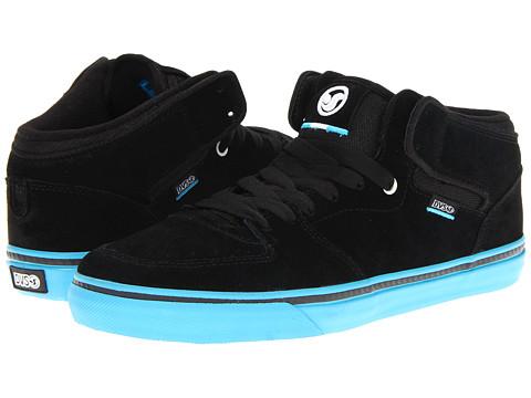 Adidasi DVS Shoe Company - Torey - Black Suede SP 13