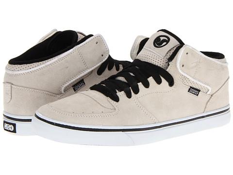 Adidasi DVS Shoe Company - Torey - White Suede