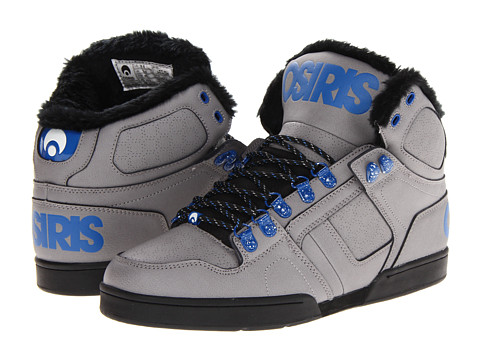 Adidasi Osiris - NYC83 SHR - Grey/Blue/Camp