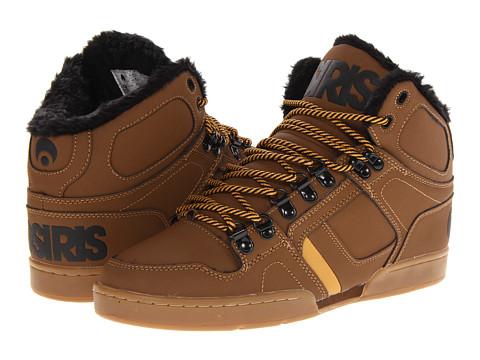 Adidasi Osiris - NYC83 SHR - Tan/Black/Gum