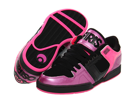 Adidasi Osiris - NYC83 Low W - Pink/Purple/Black