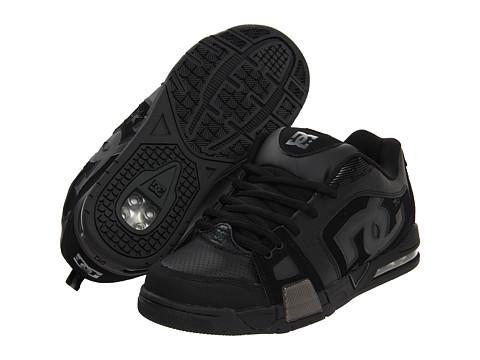 Adidasi DC - Frenzy - Black/Black