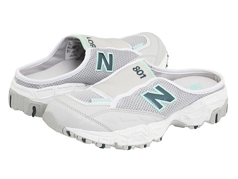 Adidasi New Balance - W801 - Silver/White