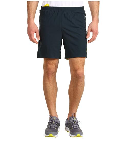 "Pantaloni adidas - Supernovaâ⢠7\"" Short - Tech Onix/Vivid Yellow"