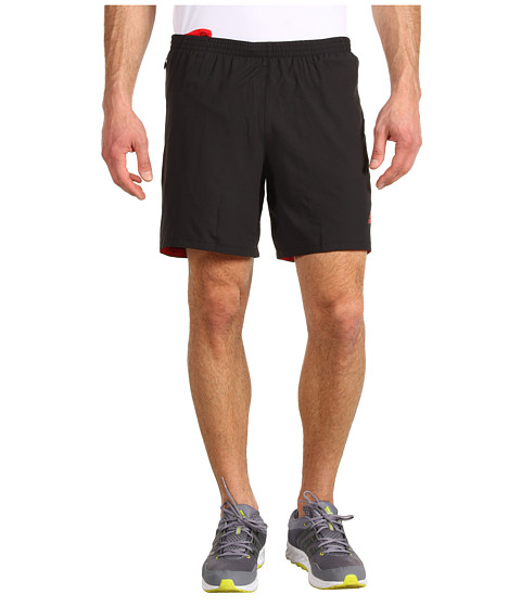 "Pantaloni adidas - Supernovaâ⢠7"" Short - Black/Vivid Red"