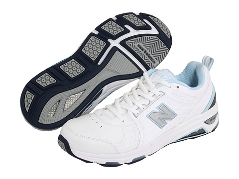 Adidasi New Balance - WX856 - White/Blue
