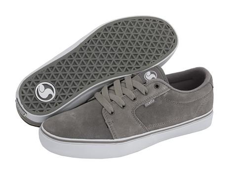 Adidasi DVS Shoe Company - Convict - Grey Suede