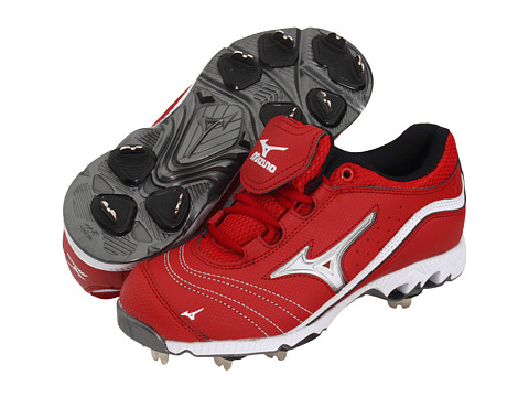 "Adidasi Mizuno - 9-Spikeâ""¢ Swift G2 Switch - Red/White"
