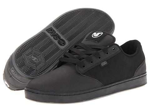 Adidasi DVS Shoe Company - Inmate - Black High Abrasion Leather