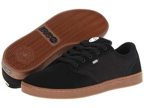 Adidasi DVS Shoe Company - Inmate - Black/Gum Suede