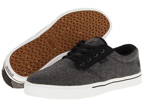 Adidasi etnies - Jameson 2 Eco - Black/Grey/Grey