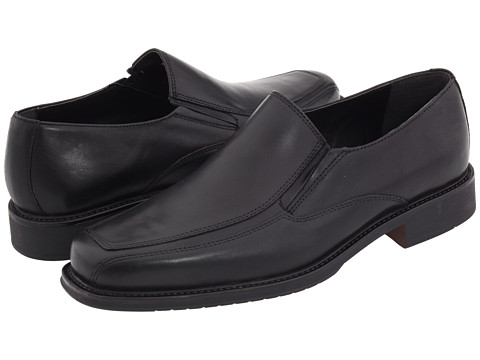Pantofi Bostonian - Beecher - Black Leather
