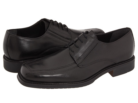 Pantofi Bostonian - Howes - Black Leather