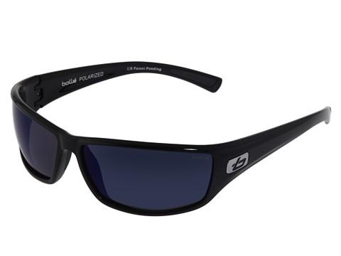 Ochelari Bolle - Python Polarized - Shiny Black/Offshore Blue Polarized Lens