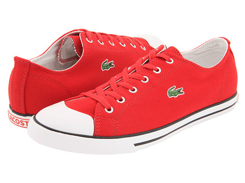 Adidasi Lacoste - L27 - Red