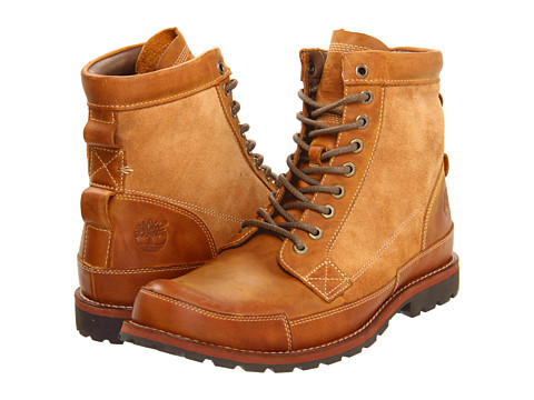 "Ghete Timberland - Earthkeepersî Rugged Original Leather 6"" Boot - Burnished Wheat"