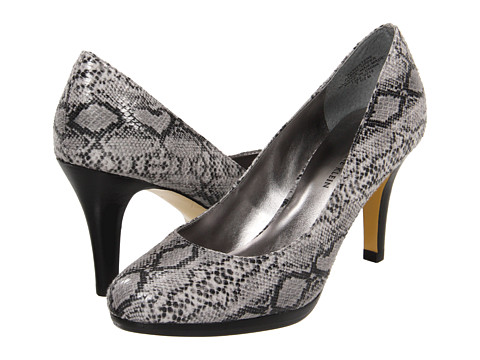 Pantofi Anne Klein - Wystere - Grey Multi Fabric