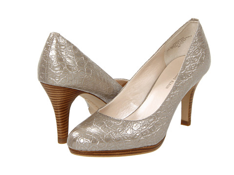 Pantofi Anne Klein - Wystere - Light Taupe Synthetic