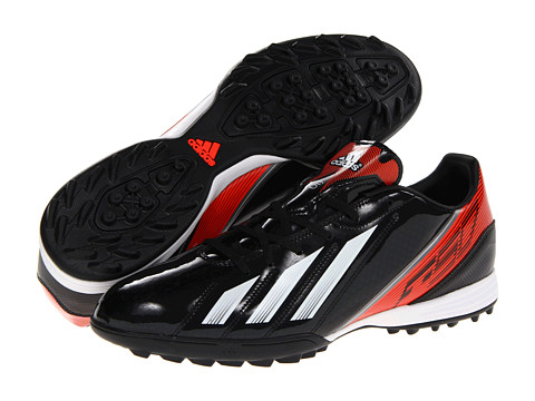 Adidasi adidas - F10 TRX TF - Black/Running White/Infrared