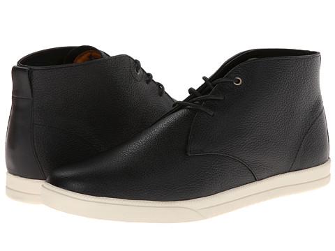 Adidasi Clae - Strayhorn - Black Tumbled Leather
