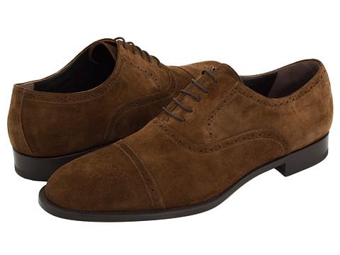 Pantofi BRUNO MAGLI - Runnel - Brown Suede