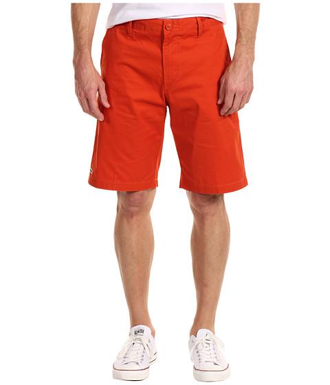 "Pantaloni Lacoste - Classic Bermuda Short 10\"" - Colorado Orange"